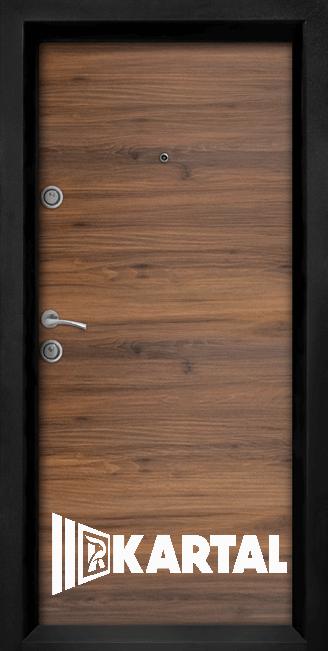 Блиндирана входна врата, модел Ale Door 404 цвят Napoli