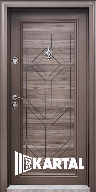 Блиндирана входна врата T-686