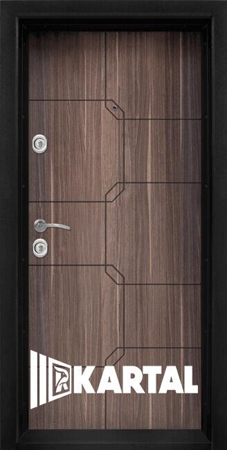 Блиндирана входна врата, модел T-910